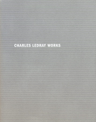 Charles LeDray Works exhibition catalogue, Craig F. Starr Gallery, 2016