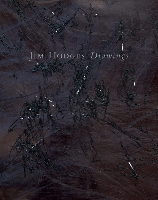Jim Hodges Drawings exhibition catalogue, Baldwin Gallery, 2012